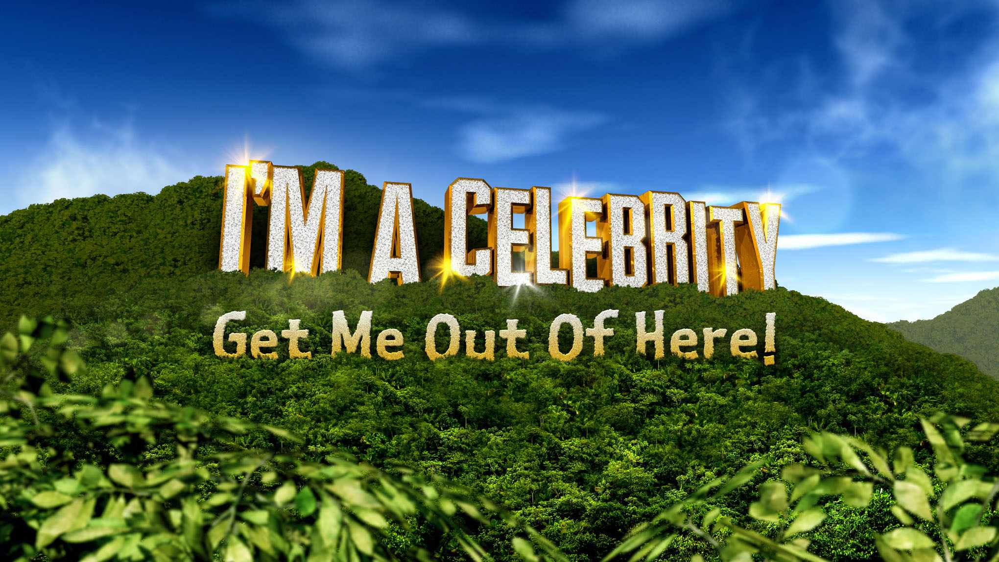 I'm A Celebrity... Get Me Out of Here! Logo
